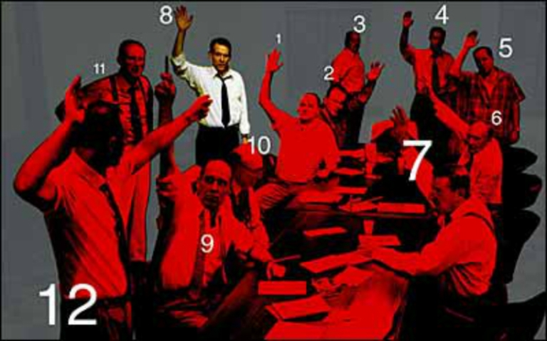 twelve angry men review View all critic reviews (12) audience reviews for 12 angry men it's not the original, but the core of the message is here paris smith super reviewer.